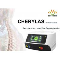 Wholesale Minimal Invasive Percutaneous Laser Disc Decompression PLDD Diode 980nm Laser from china suppliers
