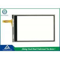 Wholesale Film Glass 7 Inch 4 Wire Resistive Touch Screen Panel High Sensitivity from china suppliers