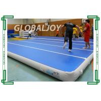 Wholesale Durable Inflatable Gym Equipment Air Tumbling Mat / Inflatable Air Track from china suppliers