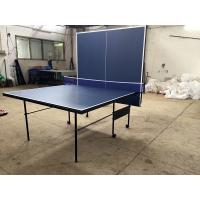 Wholesale Painting 108 Inches Folding Table Tennis Table Wood Competition Ping Pong Table from china suppliers