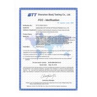 Shenzhen Optostar Optoelectronics Co., Ltd Certifications