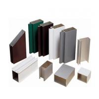 Wholesale Powder Painted Aluminium Window Extrusion Profiles With Deep - Processing For Silding /Casement Window from china suppliers