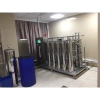 hemodialysis water system