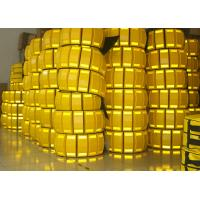 Wholesale 3 Meters Temporary Speed Bumps PP Material Double Sides Reflective from china suppliers