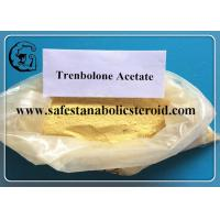 Wholesale 99.9% Safest Anabolic Steroid Trenbolone Acetate Steroids For Muscle Gain 10161-34-9 from china suppliers