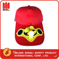 Wholesale SLH-HH8934 SOLAR POWERED BUMP CAP from china suppliers