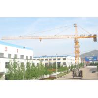 Wholesale 5 Wall-Attached Frame Construction Tower Crane Painted Safety QTZ Series from china suppliers