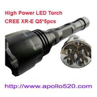 Quality 1300Lumens High Power LED Torch for sale