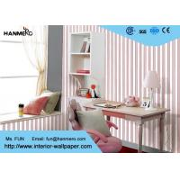 Wholesale Removable Modern Home Decoration Wallpaper For Bedroom , Non - Woven Material from china suppliers