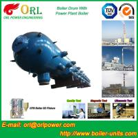 Wholesale Once Through Electrical Water Boiler Dryer Drum Carbon Steel SA516 GR70 from china suppliers