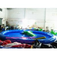 Quality Heavy Duty Indoor Outdoor Inflatable Paddling Pool CE RoHS Certification for sale