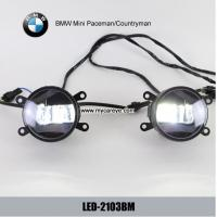 Wholesale BMW Mini Paceman Countryman car fog lamp LED daytime running lights DRL from china suppliers