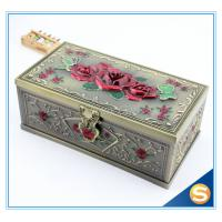 Wholesale Custom Design Jewelry Box for Ring Necklace Bracelet Set Earring from china suppliers