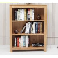 Wholesale Solid North American White Oak Wooden Book Case For School Room Furniture from china suppliers