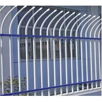 Wholesale Beauty galvanized e-coated beams wrought iron fence from china suppliers