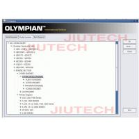 Wholesale Olypmian Vehicle Volvo Vocom Olympian Compass international edition from china suppliers
