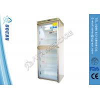 Wholesale Hospital 4 Degree Medical Grade Refrigerator Freezer Blood Bank Refrigerators from china suppliers
