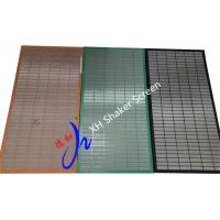 Wholesale Mongoose Mi Swaco Shaker Screens for Mud Filter Black Green Orange Color from china suppliers