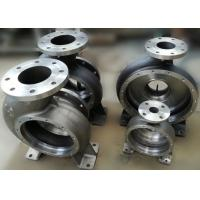 Buy cheap PRECISION Sulzer series centrifugal pumps components-stainless steel CASINGS 100% interchangable for aftersales market from wholesalers