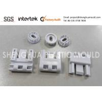 Wholesale Insert PC Plastic Injection Molding Service , Polycarbonate Injection Moulding Snap Washer from china suppliers