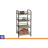 Wholesale Kitchen or Living Room Home Storage Racks for Shoes or Garage with 4 Tiers ABS Plastic Board from china suppliers
