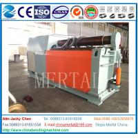 Wholesale Promotional Plate Rolls Ce Approved CNC Plate Rolling Machine Mclw12xnc-6*2000 from china suppliers