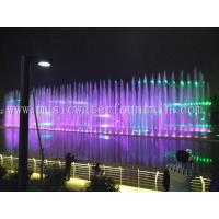 Wholesale Program Control Led Light Color Changing Dancing Fountain Modern Water Fountain from china suppliers