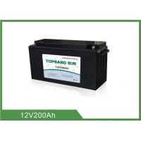Wholesale 25Kg Reliable Marine Rv Battery , Marine Deep Cycle Battery 2 Years Warranty from china suppliers