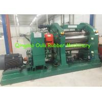 Wholesale High Efficiency Three Roller Rubber Calender Machine Electricity Powered from china suppliers
