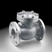 Wholesale Stainless steel 2Cr13 Seat Raised Face Swing Check Valve ISO 9001 / API 6D from china suppliers