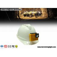 Wholesale High power Safety Rechargeable Cordless Mining Lights Adjustable Lighting Angle from china suppliers