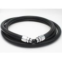 Quality Fuel Delivery Hose / Fuel Dispensing Hose Incorporated With Single Braid Static Wire for sale