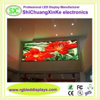 Wholesale High Resolution Indoor Advertising LED Screens With Epistar Lamp and MBI 5024 IC from china suppliers
