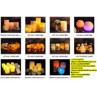 Wholesale LED Wax candle light from china suppliers