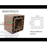 Wholesale wood plastic OLDA-10 200*200mm from china suppliers