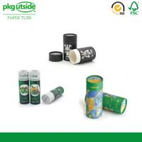 Wholesale Cylinder Food Packaging Tubes 100% Eco Kraft Well - Sealing Damp - Proof from china suppliers