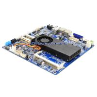 Wholesale Celeron 1037U Industrial PC Motherboard , Double 8 LVDS 30 pin Max 8 GB RAM Mini Itx Motherboard from china suppliers