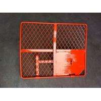 Wholesale Red Scaffolding Ladder Access Steel Trap Door Frame For Falling Protection from china suppliers