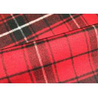 """Wholesale Double Face Tartan Wool Upholstery Fabric Shrink - Resistant 57/58"""" from china suppliers"""