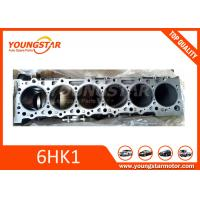 Wholesale ISUZU 6HK1 6HK1T auto Cylinder Block For Truck Engine 8-97600119-0 from china suppliers