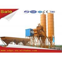 Quality Skip Type 40m3/H RMC Cement Concrete Batching Plant Station Steel Material for sale