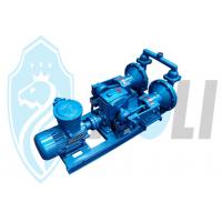 Wholesale Customized Cast Iron Electric Diaphragm Pump Membrane Pumps Compact Structure from china suppliers