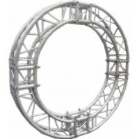 Wholesale Burliness Silver SN300mm*300mm Circle Aluminum Lighting Truss For Light , LED from china suppliers