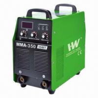 Buy cheap DC 350A metal welding machine, constant welding with 6.0mm electrodes from wholesalers