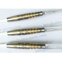 Wholesale 19.0g Smooth Barrel Darts Nature Silver & DLC Black 42.0x74mm from china suppliers