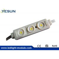Wholesale IP65 3528 LED Module 3 for Exterior Led Sign Lighting / Sign Lighting Fixtures Outdoor from china suppliers