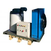Wholesale High Efficient Ice Maker Flake , Commercial Ice Maker Machine LR-1T from china suppliers