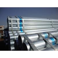Wholesale large diameter galvanized welded steel pipe from china suppliers