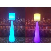 Wholesale Wireless Remote Control LED Floor Lamps Led Light Pillars For Living Room from china suppliers