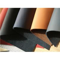 Wholesale Embossed Bonded Leather Eco Friendly Stone Steel Magnolia Mahogany from china suppliers